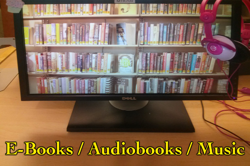 e-Books, Audio Books, and Music