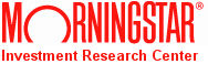 Morningstar home access link - proproietary investment research information.