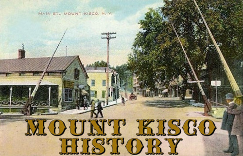 Mount Kisco History