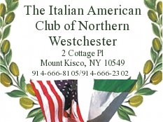 Italian American Club of Northern Westchester
