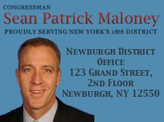 Office of Congressman Sean Patrick Maloney