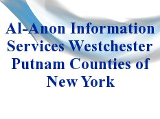Al-Anon Information Services Westchester Putnam Counties of New York