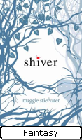 """Shiver"" by Maggie Stiefvater"