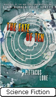 """The Fate of Ten"" by Sharon Cameron"