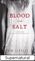 """Blood and Salt"" by Kim Liggett"