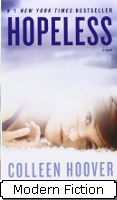"""Hopeless"" by Colleen Hoover"