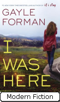 """I Was Here"" by Gayle Forman"